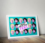 Mommie Dearest Art Print