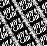 "Nighty Night - Jill Tyrell ""Hiya Cath"" Fashion Tee"