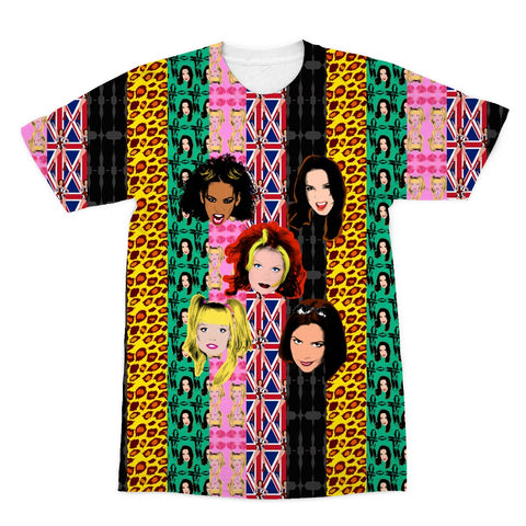 Spice 20 - LIMITED EDITION Fashion Tee Sublimation T-Shirt