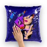 Honey - Miss Coco Peru X Binge Sequin Cushion Cover
