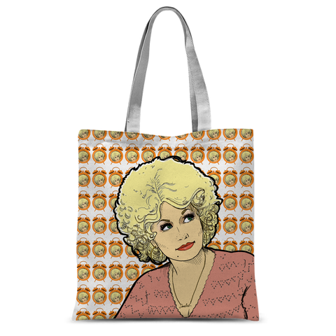 Dolly Mix 9 to 5 - XWayneDidIt Tote Bag