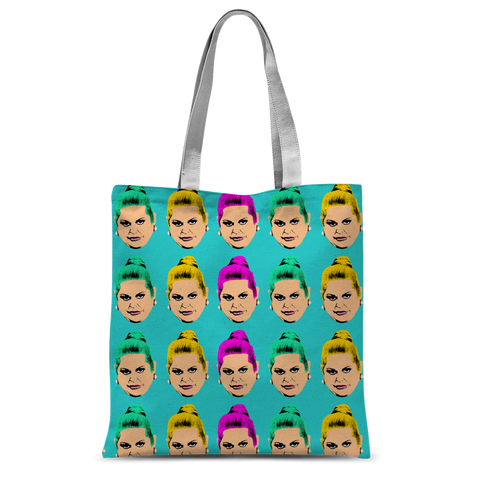Kim Woodburn - You're Trash Tote Bag