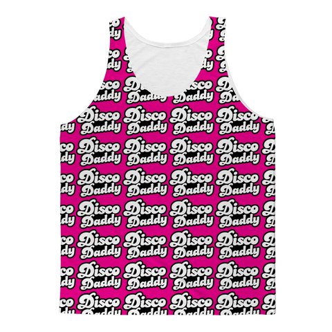 Disco Daddy Fashion Tank