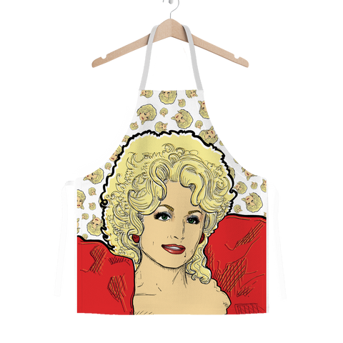 Dolly Mix - XWayneDidIt Apron