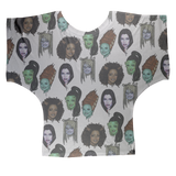 Spice Ghouls - XWayneDidIt Sublimation Batwing Top