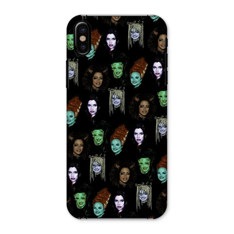 Spice Ghouls - XWayneDidIt Phone Case