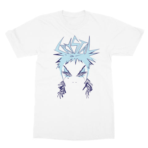 Crystal Official Ice Blue Softstyle T-Shirt