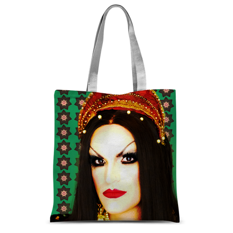 Mad Drag 2018 - Jade Classic Sublimation Tote Bag