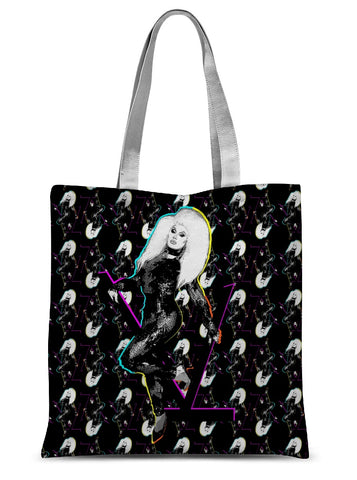 The Vivienne X Binge Fierce Sublimation Tote Bag