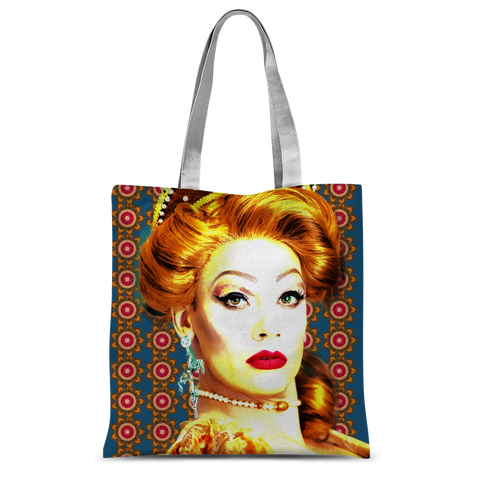 Mad Drag 2018 - Turquoise Classic Sublimation Tote Bag