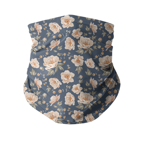 Botanical Fashion Neck Gaiter (Face Covering)