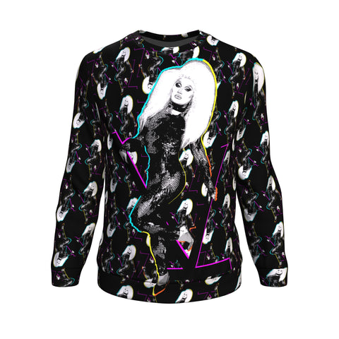The Vivienne X Binge Fierce Fashion Sweatshirt