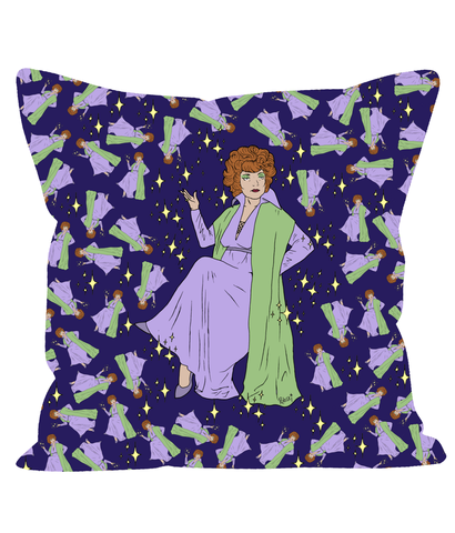 Mother Witch - Robski X Binge Designer Cushion