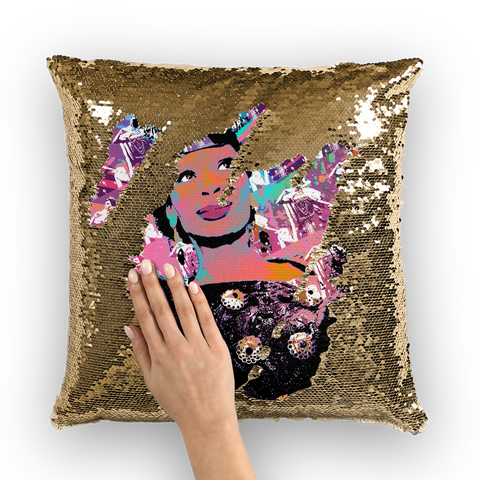 Pose - Elektra Sequin Cushion Cover