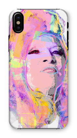 Hollywood Greats - Mae Phone Case