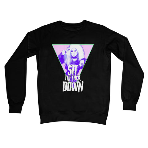 The Vivienne X Binge Sit Down Crew Neck Sweatshirt