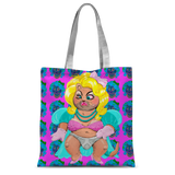 Drag Cat LWTCDI - Binge X Jock Mooney Tote Bag