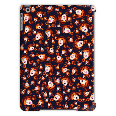 Coco Puff (Blue) - MIss Coco Peru X Binge (Limited Edition) Tablet Case