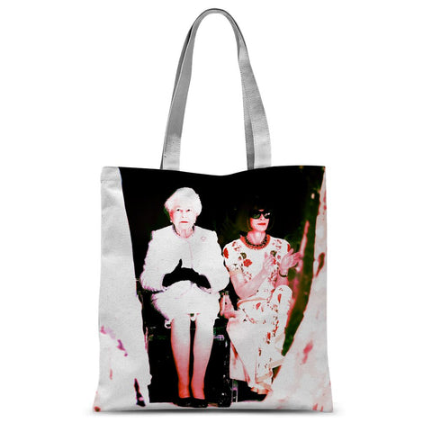 Anna & The Queen Tote Bag