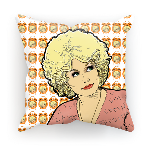 Dolly Mix 9 to 5 - XWayneDidIt Cushion Cover