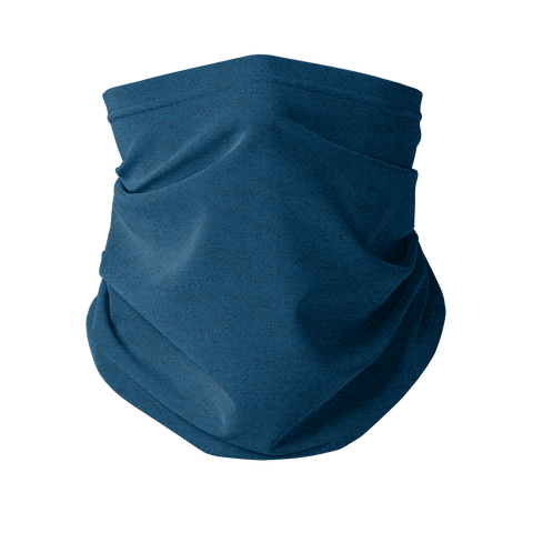 Colour Wheel: Royal Blue Fashion Neck Gaiter (Face Covering)