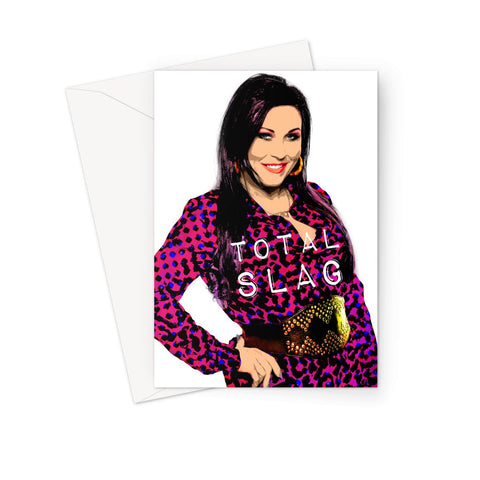 Kat Slater Greeting Card