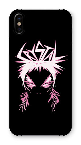 Crystal Official Pink Phone Case