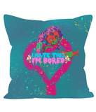 I'm Bored Nomi (Limited Edition) Cushion