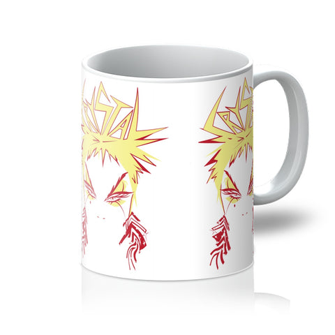 Crystal Official Yellow Mug
