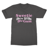 The Birdcage - Gum Slogan Classic Adult T-Shirt