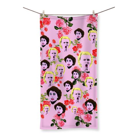 Mommie Dearest - Roses Towel