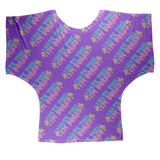 I Hate This. I'm Bored. Sublimation Batwing Top