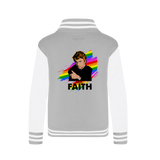 George Michael - Pride 2018 Varsity Jacket