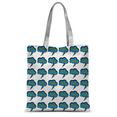 Queer as Folk - Doing It! Sublimation Tote Bag