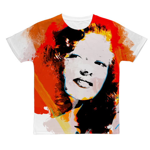 Hollywood Greats - Rita Fashion Tee