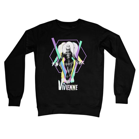 The Vivienne X Binge Big V Crew Neck Sweatshirt