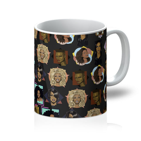 Diva Icons (Limited Edition) - X WayneDidIt Mug