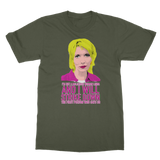 "Nighty Night - Jill Tyrell ""Malicious Woman"" Classic Adult T-Shirt"