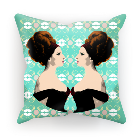 Barbra Streisand Cushion Cover
