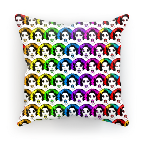 La Voix X Binge Pride Cushion Cover