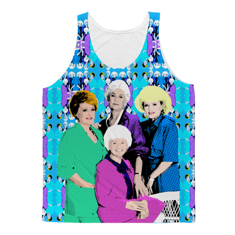 Golden Girls Fashion Tank