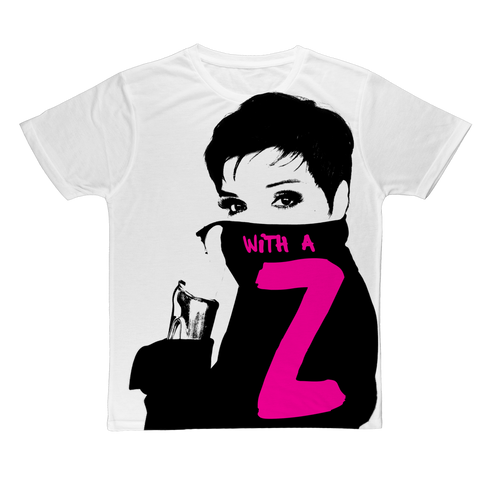 Liza with a Z Fashion Tee