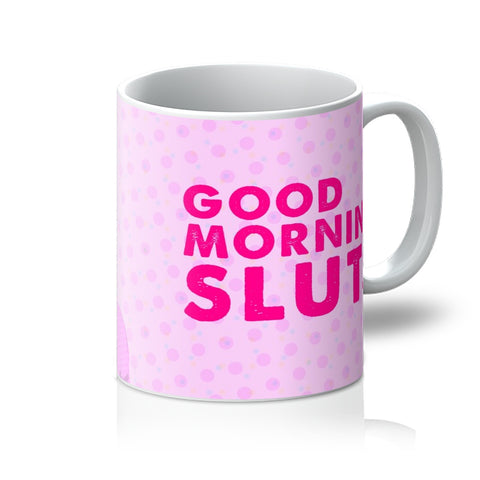 Scream Queens - Good Morning Sluts Mug
