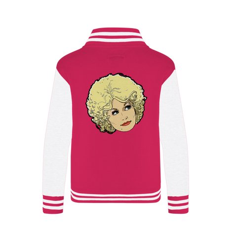 Dolly Mix 9 to 5 - XWayneDidIt Varsity Jacket
