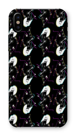 The Vivienne X Binge Fierce Phone Case