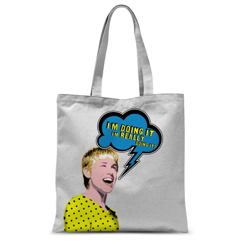 Queer as Folk - Nathan Sublimation Tote Bag