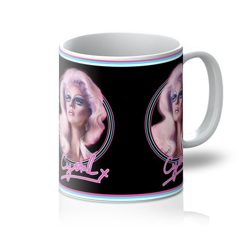 Crystal Official Signature Lewk Mug