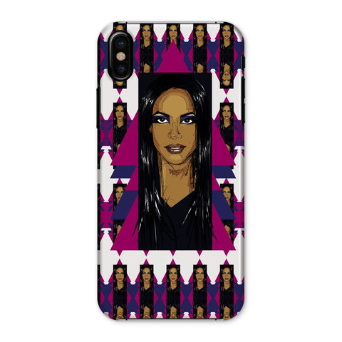 Aaliyah - X WayneDidIt Phone Case