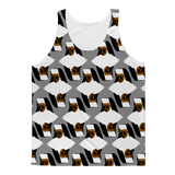 Sister Act Delores Penguin Fashion Tank