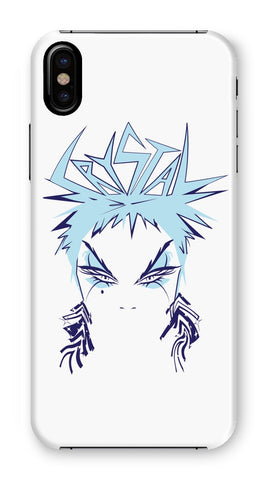 Crystal Official Ice Blue Phone Case